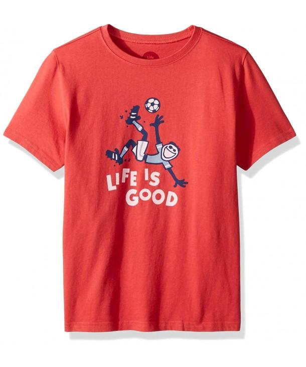 Life Good Crusher Jumping Soccer