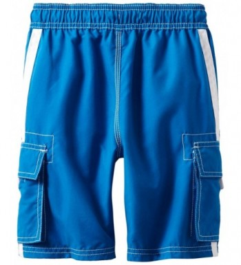 New Trendy Boys' Swim Trunks Wholesale