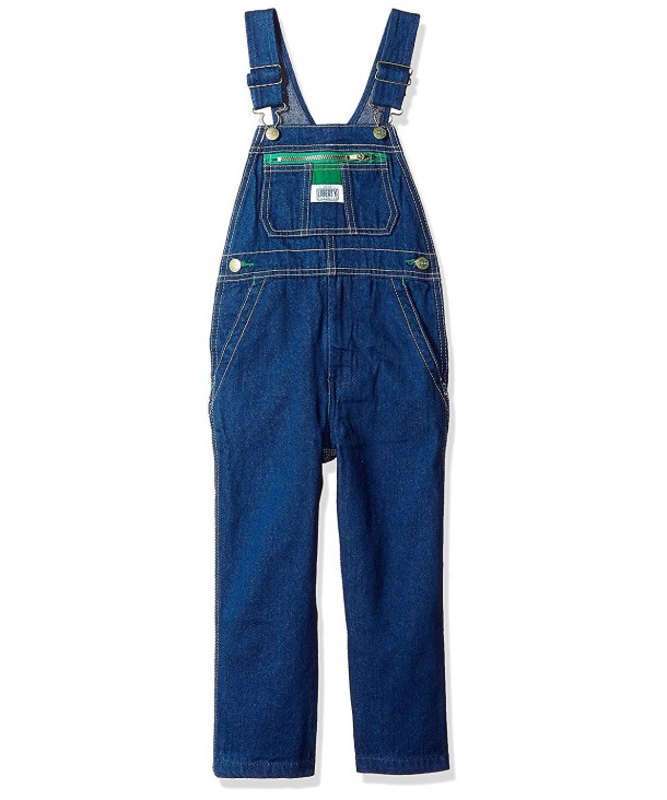 Walls Liberty Washed Denim Overall