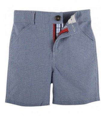 Andy Evan Baby Houndstooth Short