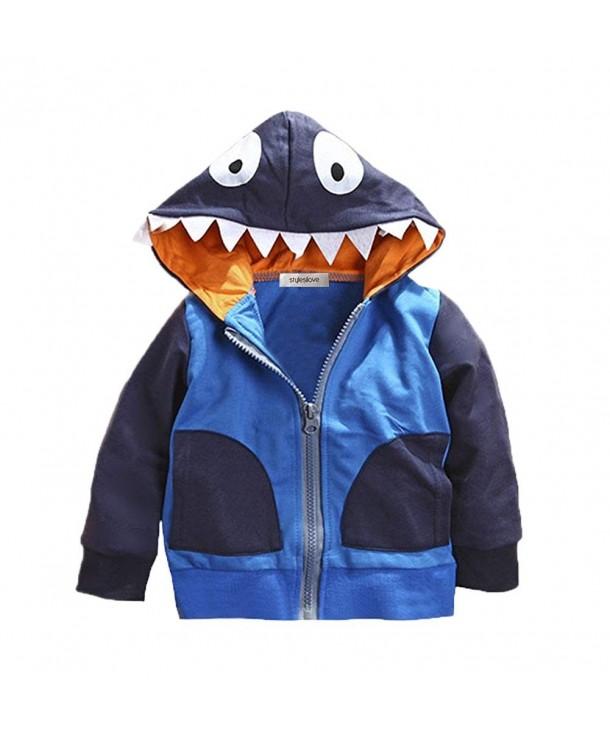 stylesilove Little Animal Hoodie Jacket