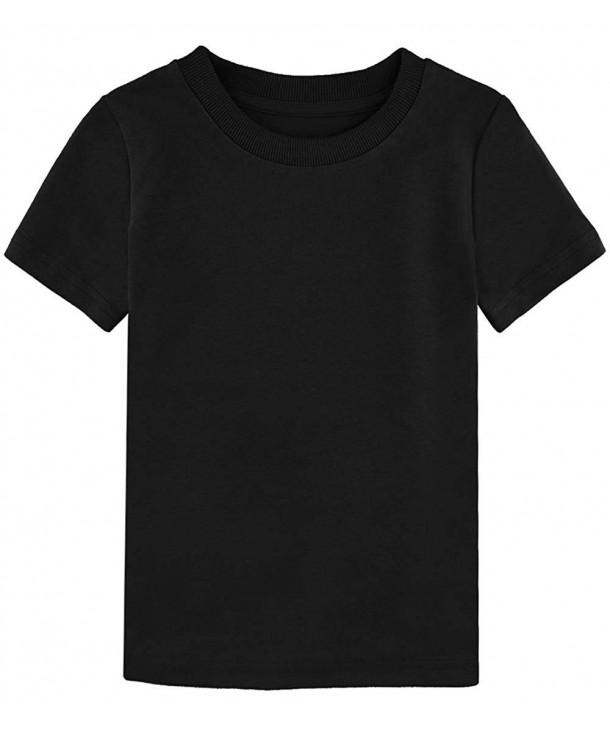 COSLAND Heavy Cotton Sleeves T Shirt