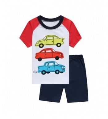 lishan Excavator Pajamas Truck Sleepwear