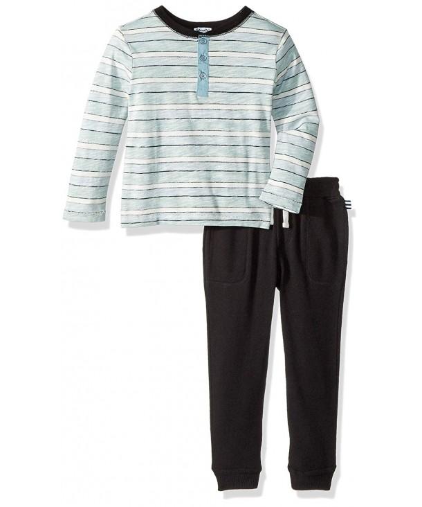 Splendid Boys Reverse Stripe Sleeve