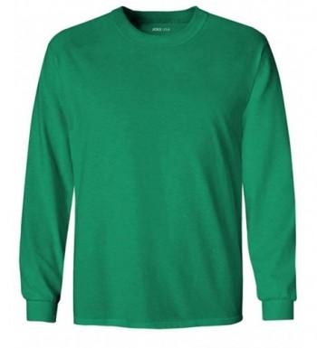 Joes USA Sleeve Cotton T Shirts