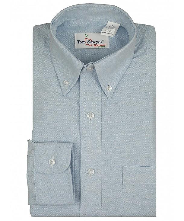 Tom Sawyer Sleeve Buttondown Regular