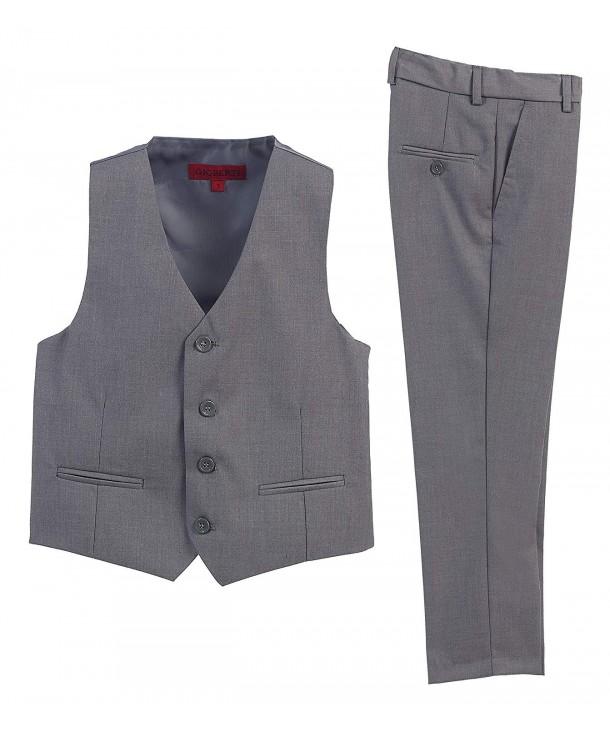 Gioberti Boys Formal Suit Set
