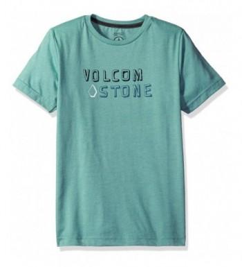 Volcom Three Short Sleeve Youth