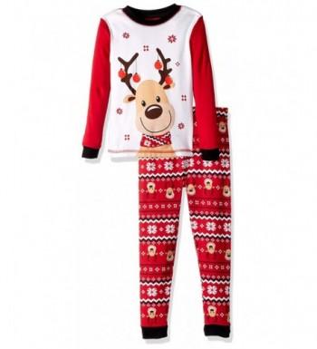 Komar Kids Holiday Cotton Pajama