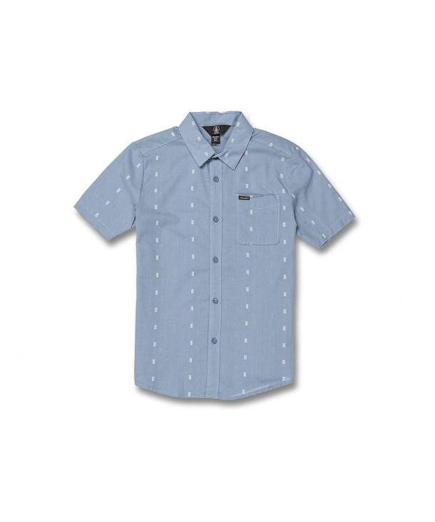 Volcom Newmark Button Short Sleeve