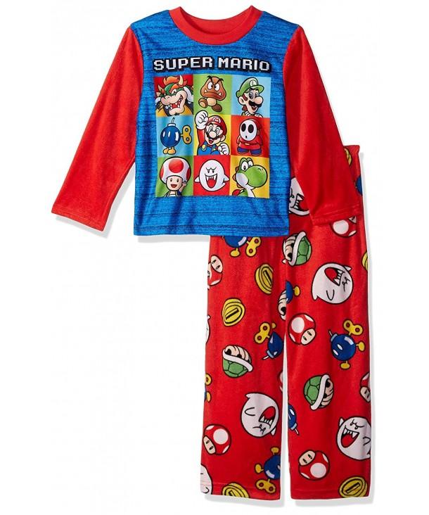 Super Mario Brothers Nintendo 2 piece