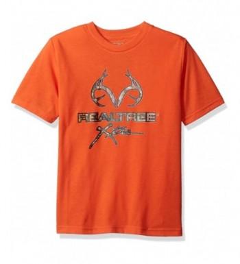 Realtree Short Sleeve Performance T Shirt