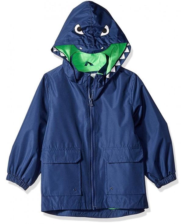 Carters Critter Rainslicker Lightweight Jacket