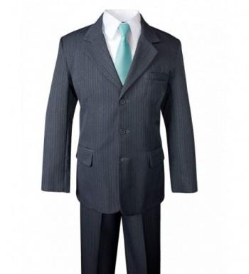 Spring Notion Boys Pinstripe Suit