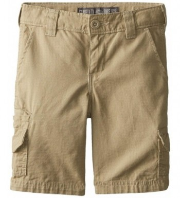 Dickies Boys Washed Cargo Short