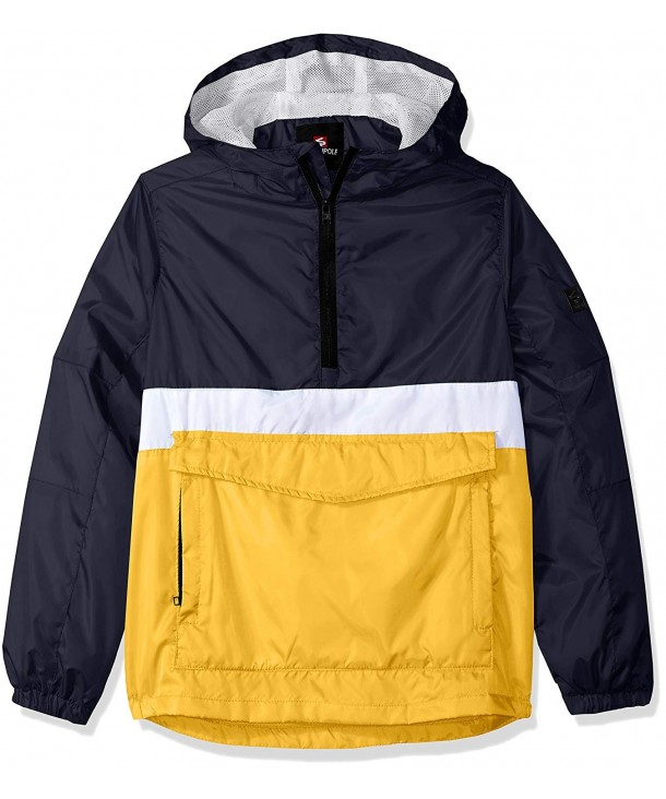 Southpole Anorak Colorblock Resistance Pullover