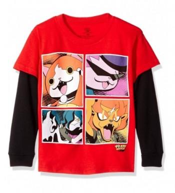 Watch Little Character Two Fer T Shirt