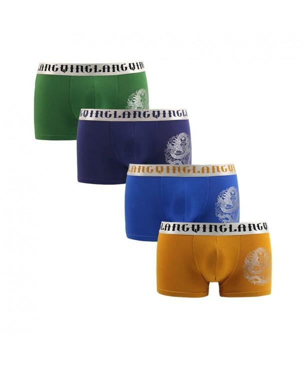 Qinglang Comfort Fashion Cotton Briefs
