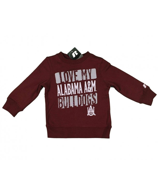 NCAA Alabama University Sweatshirt Bulldogs