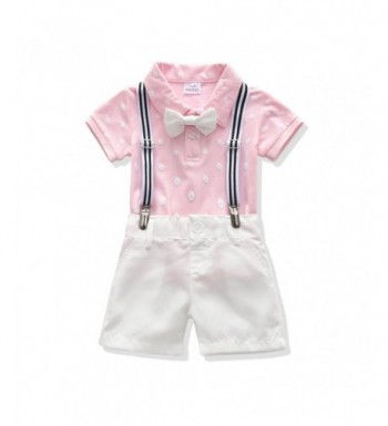 Toddler Clothing Gentleman Outfit Overalls