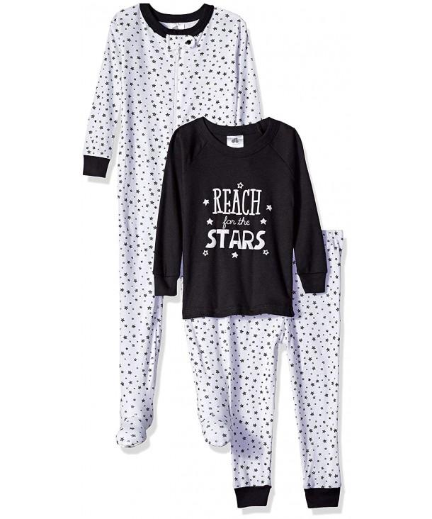 Just Born Boys 3 Piece Pajama