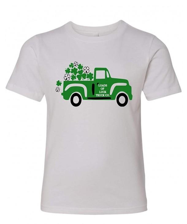 PressedUp Patricks Loads Shamrock T Shirt