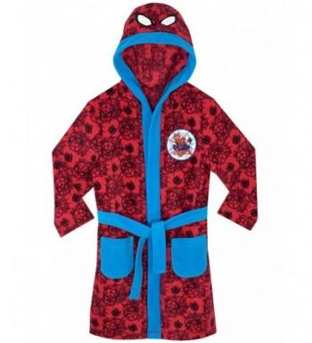 Spiderman Boys Spider Man Robe