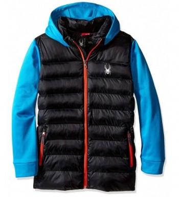 Spyder Boys Elbert Synthetic Jacket
