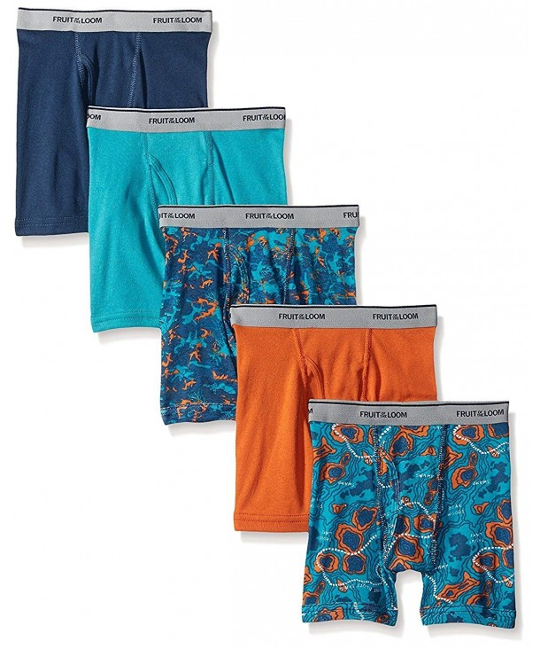 Fruit Loom Exposed Covered Waistband