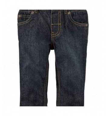 Carters Boys Navy Pull Jeans