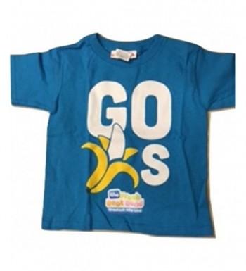 Delta Apparel Nickelpdeon Bananas Toddler