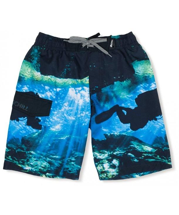 Big Chill Boys Diver Trunk