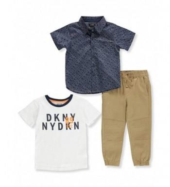 DKNY Little Short Sleeve T Shirt