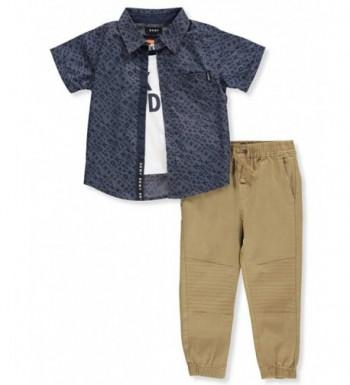 New Trendy Boys' Pant Sets