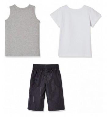 New Trendy Boys' Short Sets Wholesale