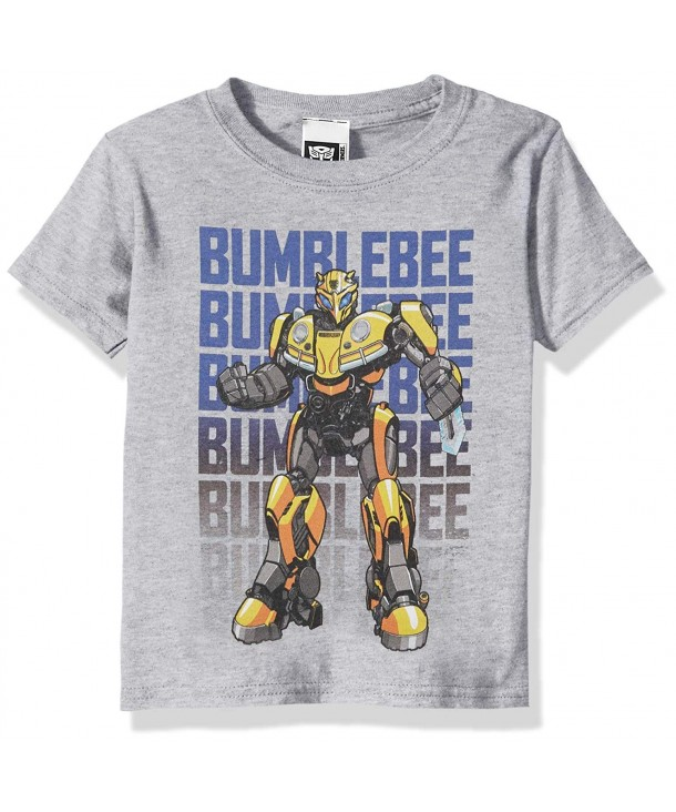 Transformers Bumblebee Movie Standing Tall
