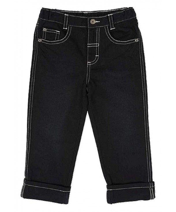 Wrangler Toddler Tyler Cuffed Denim
