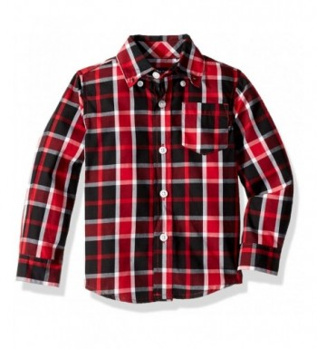 Cheapest Boys' Button-Down Shirts Clearance Sale