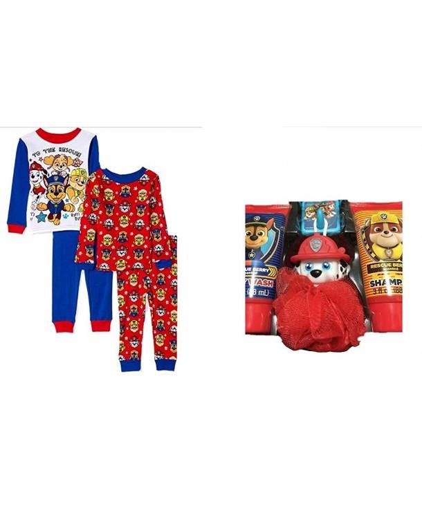 Patrol Rescue Match Pajamas Scrub