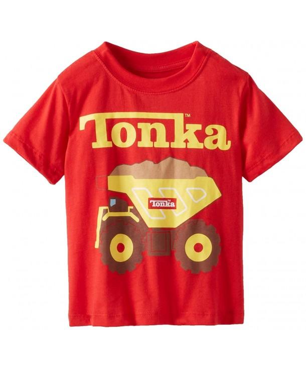 Tonka Boys Short Sleeve T Shirt