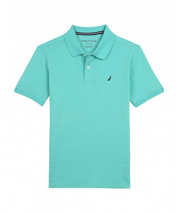 Nautica Short Sleeve Striped Shirt