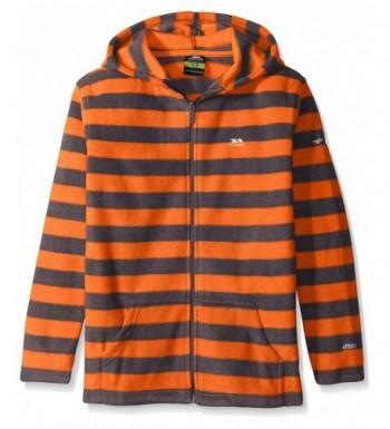 Trespass Boys Dempsie Microfleece Jacket