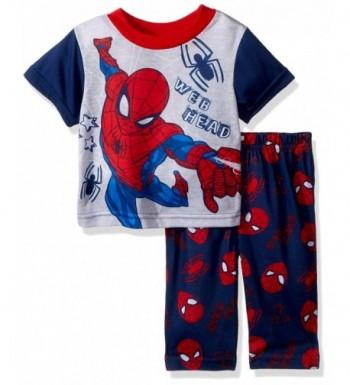 Spiderman Baby Boys 2 Piece Pajama