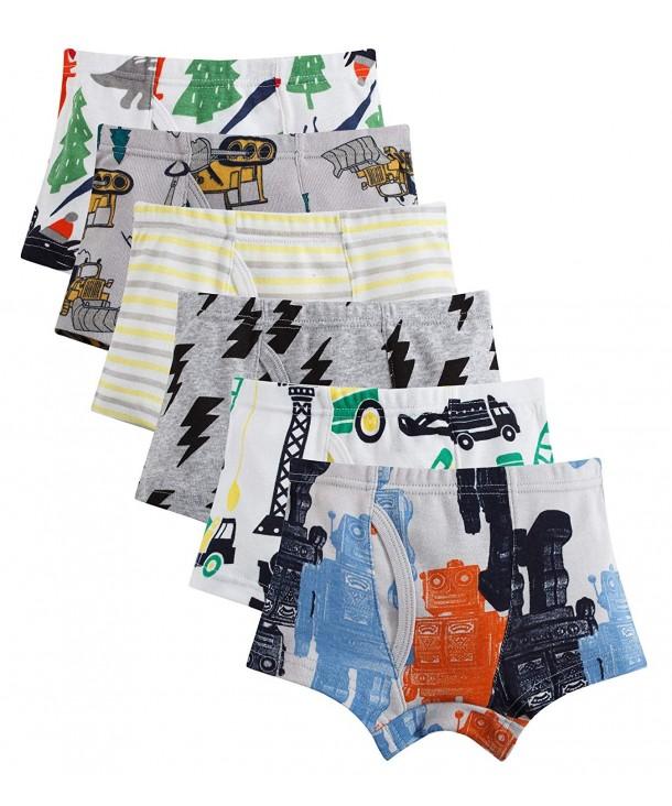 Cadidi Dinos Little Toddler Underwear