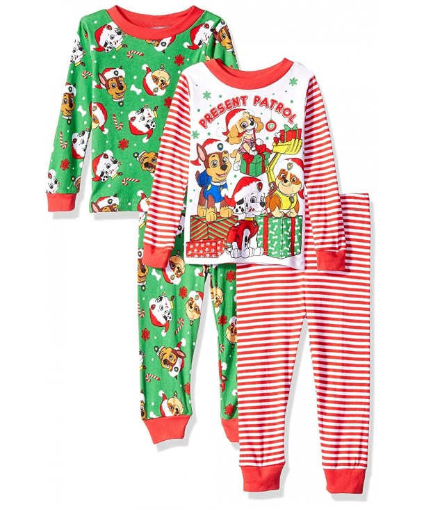 Nickelodeon Toddler Patrol Holiday 4 Piece
