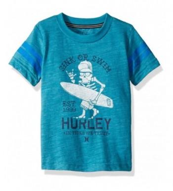 Hurley Boys Character Graphic T Shirt