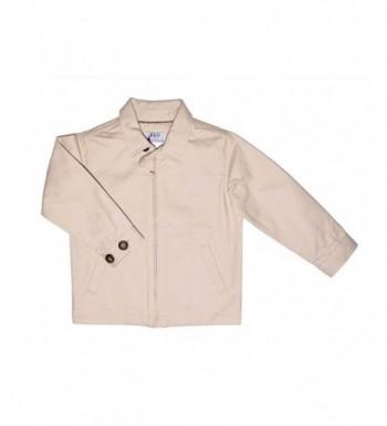 Piccino Piccina Cotton Windbreaker Jacket