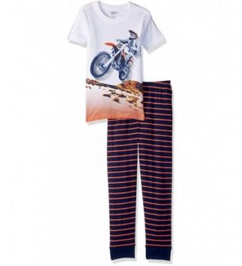 Crazy Short Sleeve Tight Pajama