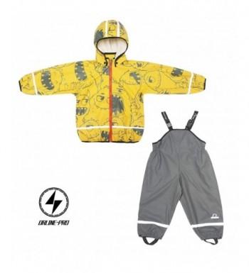 Raincoat Waterproof Reflective Children Rainwear