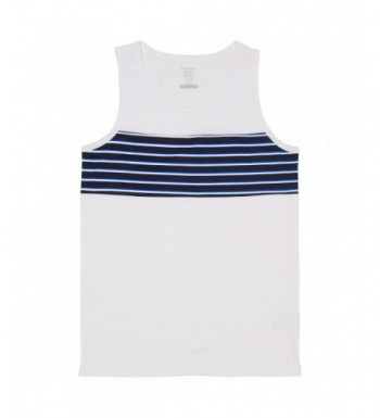 French Toast Boys Colorblock Tank